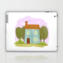 House #1 Laptop & iPad Skin