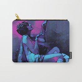 Queen Gothica Carry-All Pouch