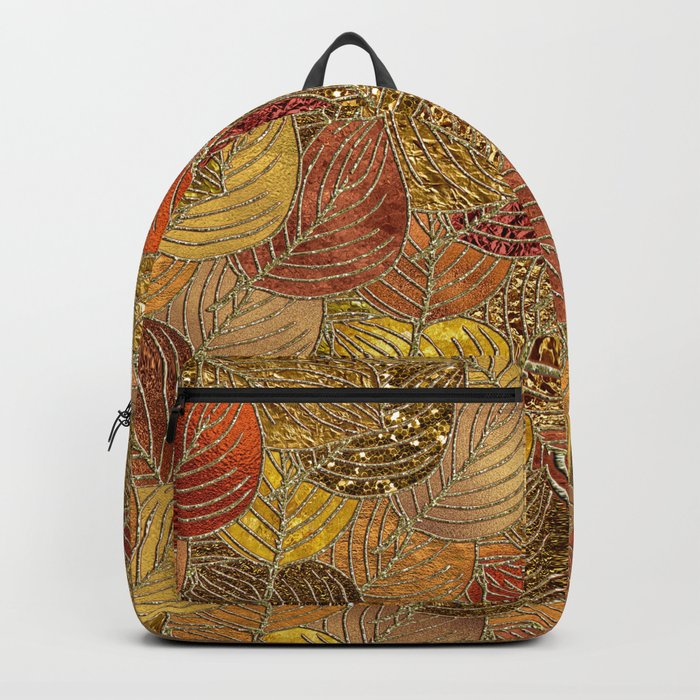 Sparkling autumn Backpack