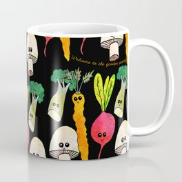 Welcome to the Garden Party Coffee Mug