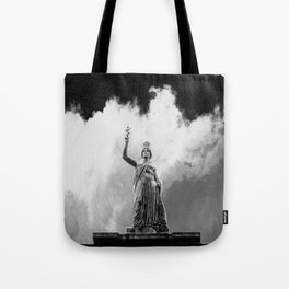 Monument Series: Gravity Angel #4 Tote Bag
