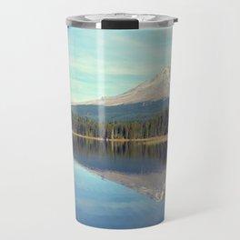 Mount Hood Trillium Lake Oregon Travel Mug