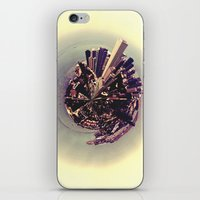 chicago iPhone & iPod Skins featuring Chicago by Valerie Manne