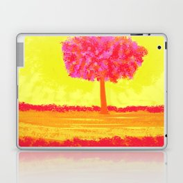 Pink  Tree Laptop & iPad Skin