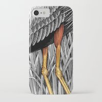 legs iPhone & iPod Cases featuring Legs by Kim Taggart