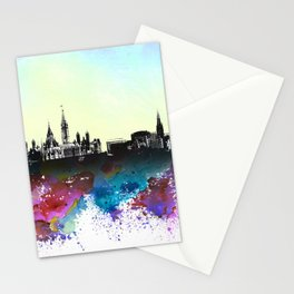 Design 106 Ottawa Skyline Stationery Cards