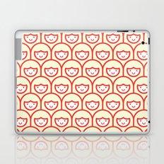 Popsicle Girls Laptop & iPad Skin