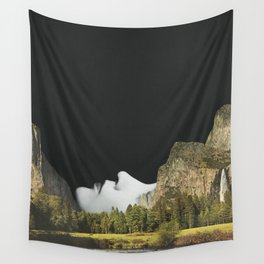 Moment of Silence Wall Tapestry