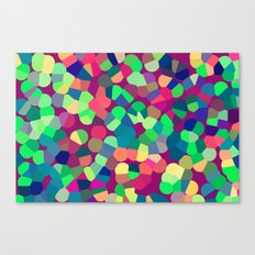 Pointillism  Canvas Print