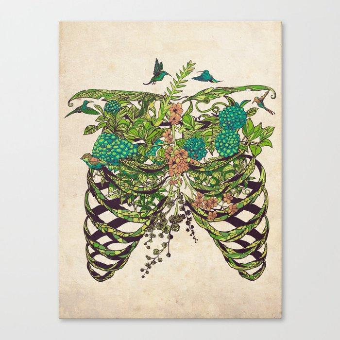 Daydreamer Vintage Canvas Print