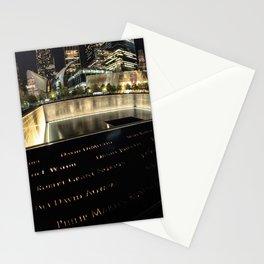 Ground Zero Stationery Cards