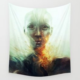 Magma Wall Tapestry