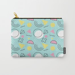 Geometric Pattern 36 Carry-All Pouch