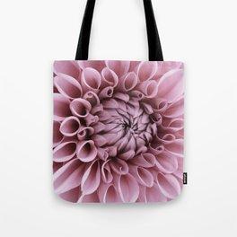 #pink #flower Tote Bag