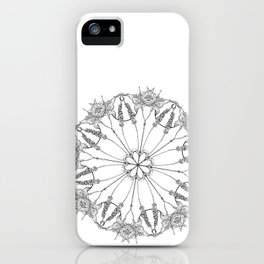 Flower Lace iPhone Case