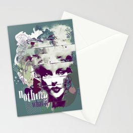 Pop star Stationery Cards