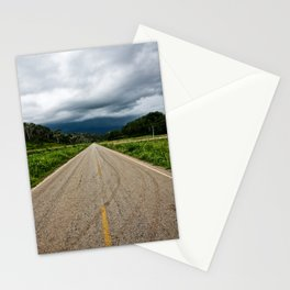 In to the storm Stationery Cards