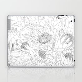 King and Queen Proteas Laptop & iPad Skin
