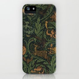 Jagtapete Wallpaper Design iPhone Case