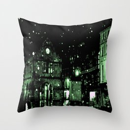 Shrewsbury in the limelight  Throw Pillow