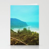 chile Stationery Cards featuring Al sur de Chile II by Viviana Gonzalez
