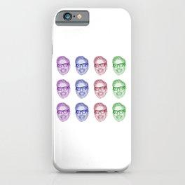 Rainbow Goldblum iPhone Case