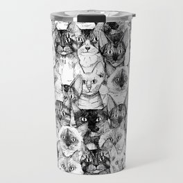 just cats Travel Mug