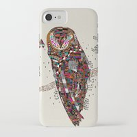 kris tate iPhone & iPod Cases featuring HATKEE Collaboration by Kyle Naylor and Kris Tate by Kyle Naylor