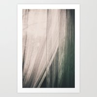 noir Art Prints featuring Noir by V. Sanderson / Chickens in the Trees