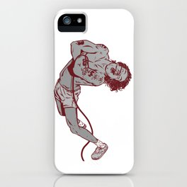 Henry Rollins iPhone Case