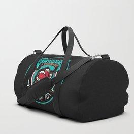 VancouverGrizzlies Logo Duffle Bag