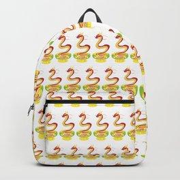 China Dynasty Dragon Backpack