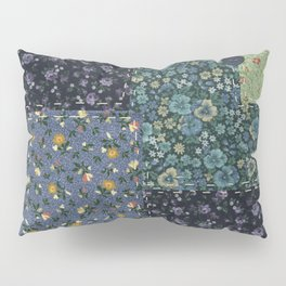 Faux Country Quilt Pillow Sham