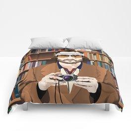 Richie Tenenbaum Comforters