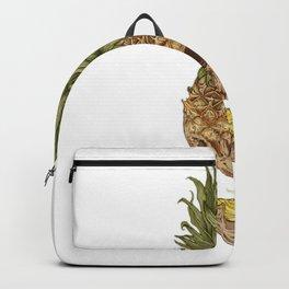 Pineapple Skull Backpack