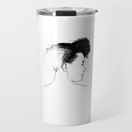 Quiff Travel Mug