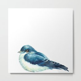 Swallow Metal Print