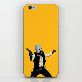 SoloCop iPhone Skin