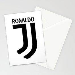 Ronaldo Juventus Stationery Cards