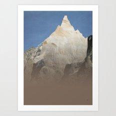 Lost Landscape Art Print