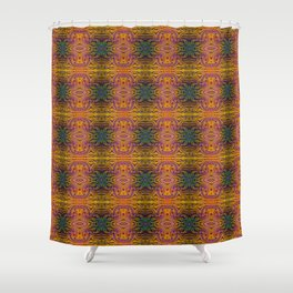 Tryptile 53 (Repeating 1) Shower Curtain
