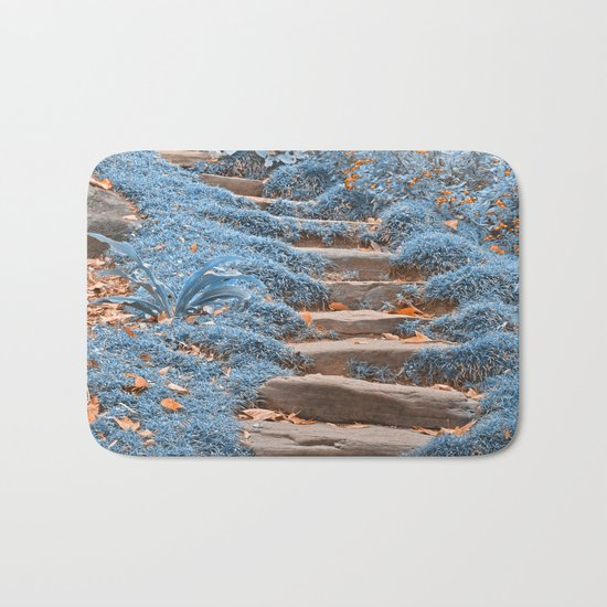 Sapphire Stepping Stones Bath Mat