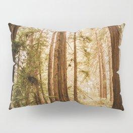 Muir Woods | California Redwoods Forest Nature Travel Photography Pillow Sham