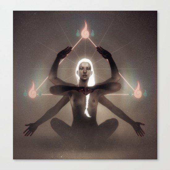 Alpha Centauri. Canvas Print