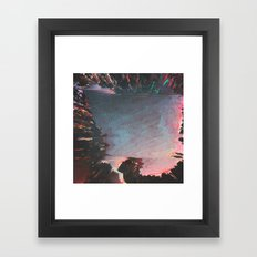 Paroxysm Framed Art Print