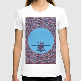 Psychedelic Zen Mandala T-shirt