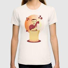 Eduardo's coffee T-shirt