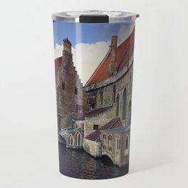 Sint-Jans hospital in Bruges Travel Mug