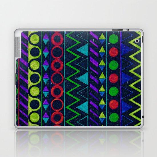 Billy Aztec Laptop & iPad Skin