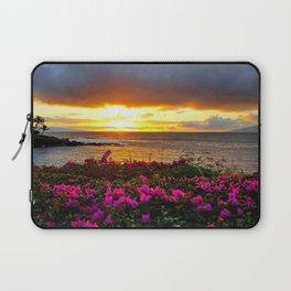 West Maui Sunset Laptop Sleeve